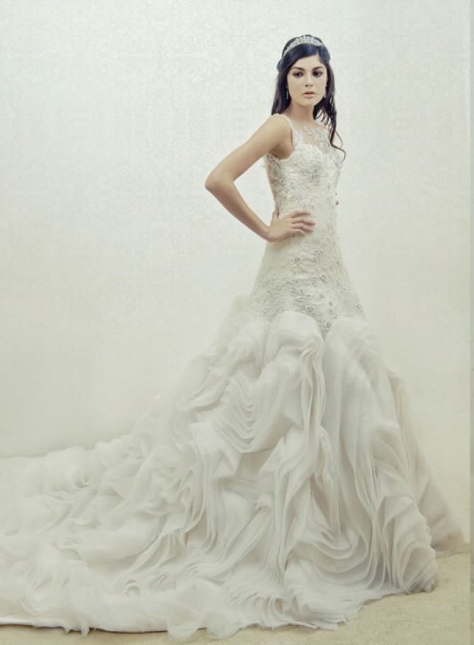 Ivory Bridal Collection