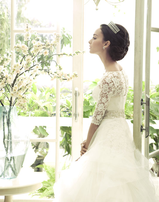 +62216289348 - Wedding Package Graceful Bridal Jakarta Romantic Gown Gaun Pengantin