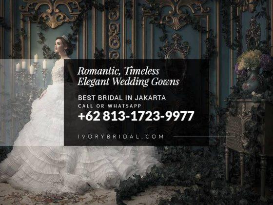 Bridal di Jakarta, Sewa Gaun Pengantin
