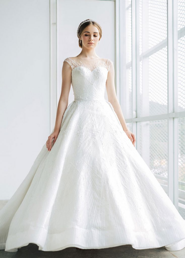 Luxurious Wedding package Ivory Bridal