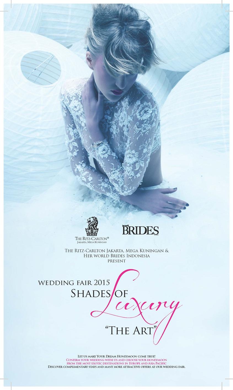 Ivory Bridal Collection, Wedding Event Jakarta, Wedding Fashion Show, Best Wedding Gown Designer