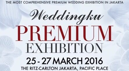 Ivory Bridal Romantic Wedding Dress Collection Event Jakarta Weddingku Premium Exhibition 25-27 march 2016 hotel ritz carlton pasific place