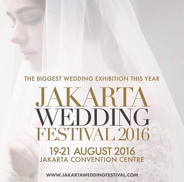 Ivory Bridal Event Jakarta Wedding Festival