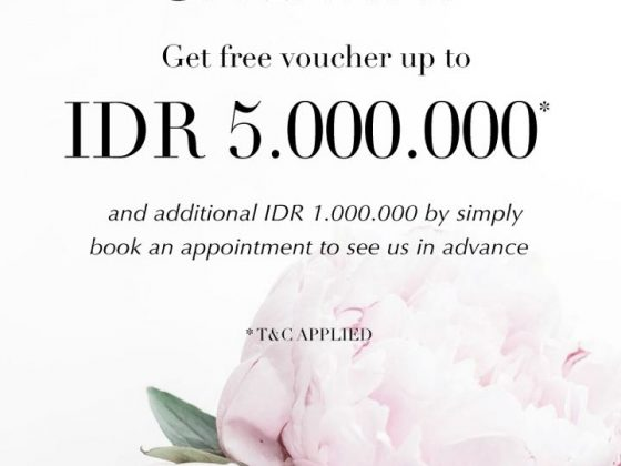 Ivory Bridal Promo Valentine Day 2018 Giveaway Wedding Dress Special Offers