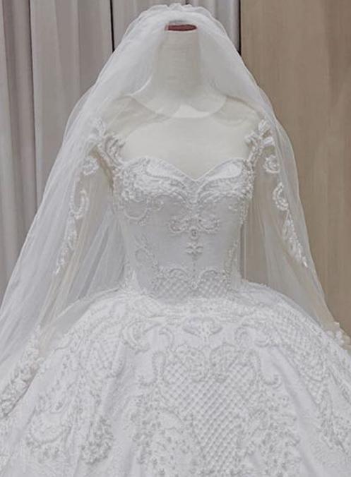 TERCANTIK!! Wedding Dress Collection, Baju Pengantin Terbaru