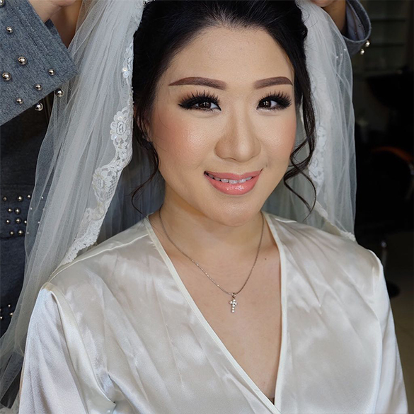 Asian Bridal Makeup Artist Makeup Wedding Hairstyles Ivory