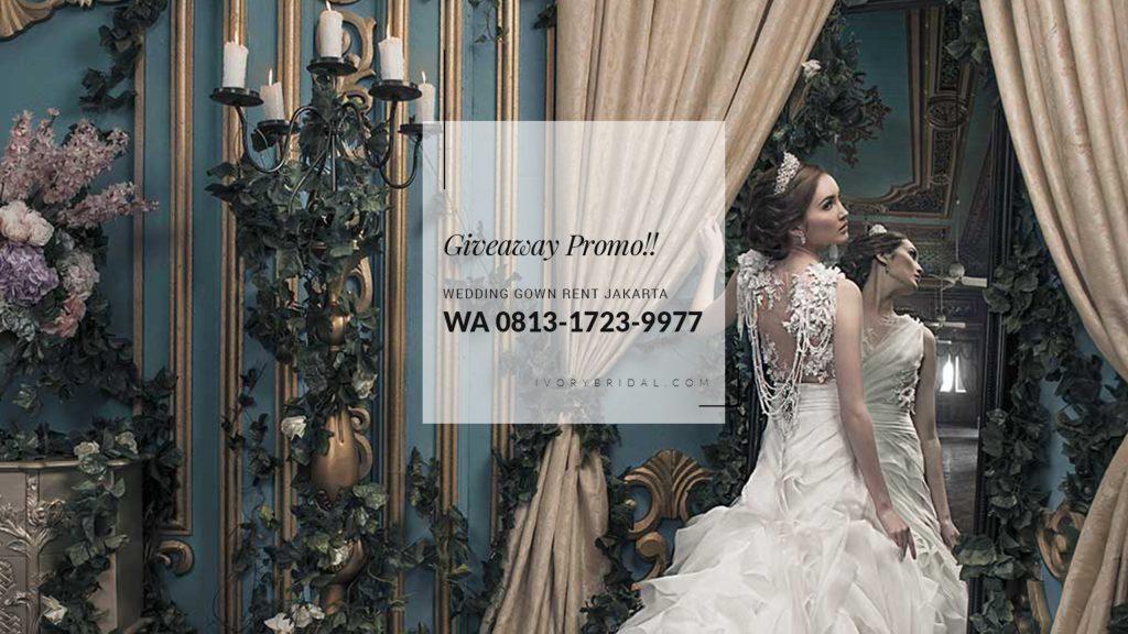 Wedding Gown Rental Jakarta Indonesia