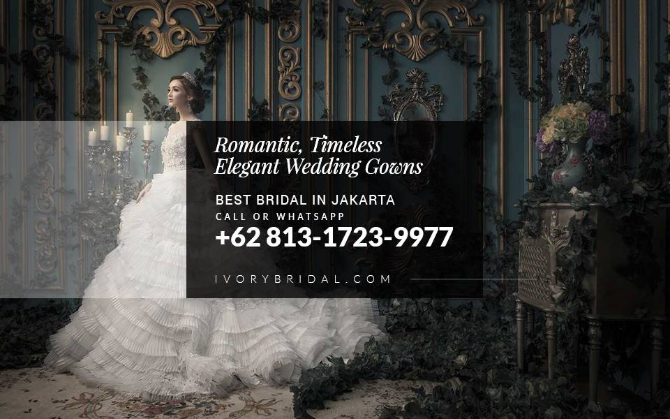 bf156d69c0c THE BEST!! +62-813-1723-9977 - Bridal Boutique Near Me