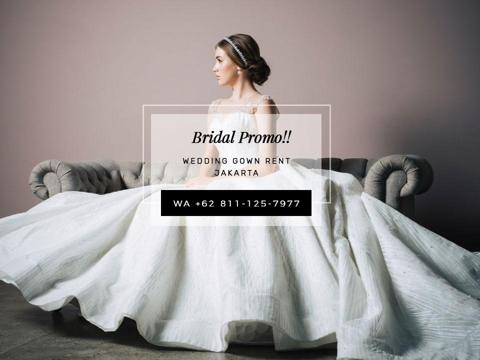Wedding Gowns Jakarta