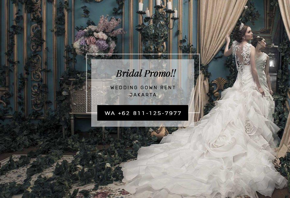 Best Wedding Gown Jakarta