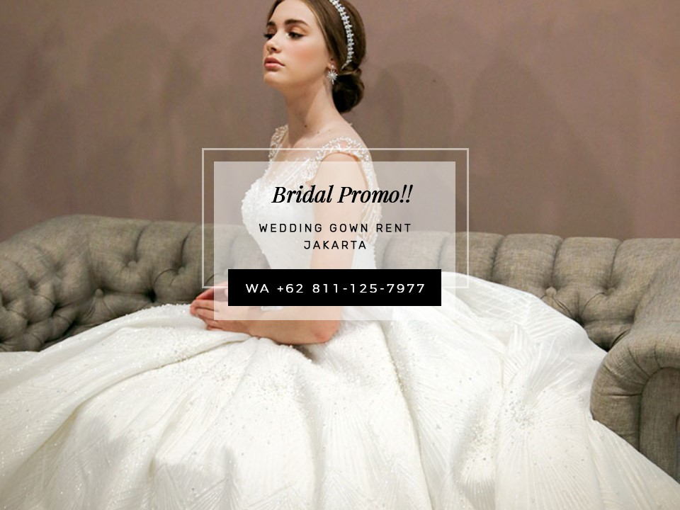 Wedding Dress Rental Online