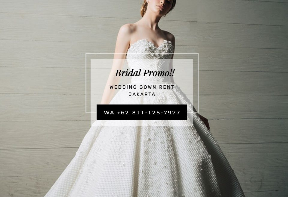 Bridal Wedding Package Jakarta